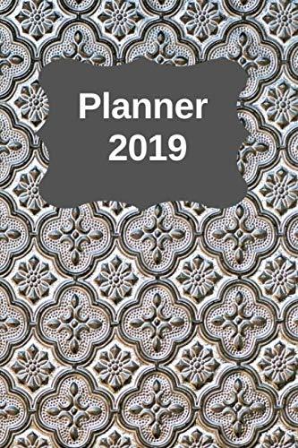 2019: Jahresplaner I Wochenplaner fürs neue Jahr I Organizer I Agenda (German Edition)