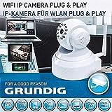 Grundig WIFI IP Security camera Plug & Play