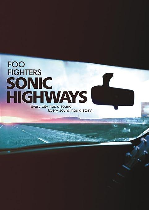 Sonic Highways [DVD]: Amazon.es: Foo Fighters: Cine y Series TV