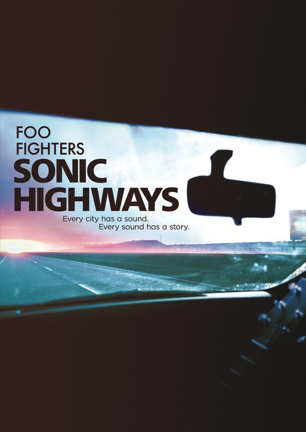 DVD : Foo Fighters - Sonic Highways [Explicit Content] (4 Disc)