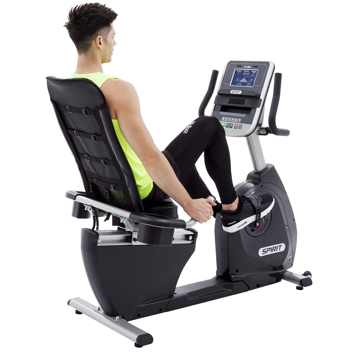 Spirit Fitness XBR25 Recumbent Bike