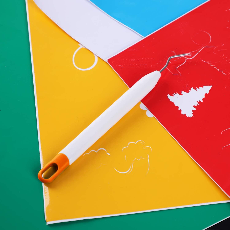 Craft Weeding Tools for Vinyl,Craft Weeding Tools Vinyl Weeder Basic Tool for Lettering