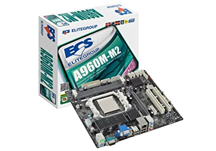 ECS A960M-M3 AMD Chipset Driver for Mac Download