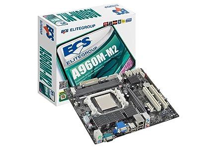 New Drivers: ECS A960M-M2 AMD Chipset