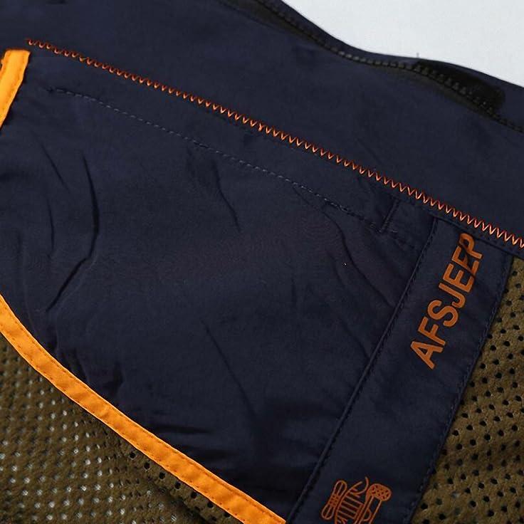 Autumn Windbreaker Jacket Men Casual Loose Hooded Collar casaco masculino Pockets Mens Bomber Jackets Coats hombre at Amazon Mens Clothing store: