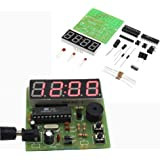 Youmile DIY Kit Módulo 9V-12V AT89C2051 6 Componentes de ...