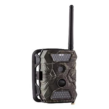 DURAMAXX Grizzly Mini gsm cámara de vigilancia y observación (12 MP, vídeo HD,