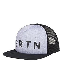 new style cc1f3 959ff Burton 137511 I-80 Trucker Hat, Gray Heather, One Size