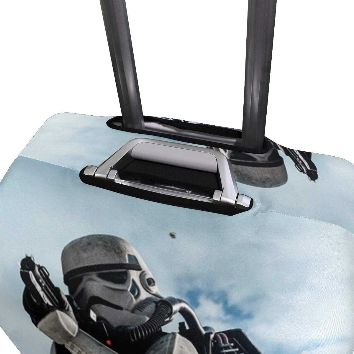 Star Wars suitcase cover elastic suitcase cover zipper luggage case removable cleaning suitable for 29-32 trunk cover