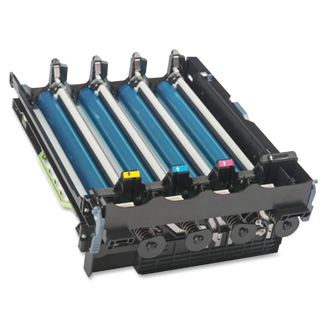 Remanufactured Photoconductor Unit (B,C,Y.M) 40K for Lexmark CS310dn CS310n CS410dn CS410dtn CS410n CS510de CS510dte CX310dn CX310n CX410de CX410dte CX410e CX510de CX510dhecs317n printer