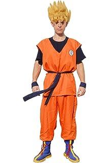 Miccostumes Mens Goku Cosplay Costume