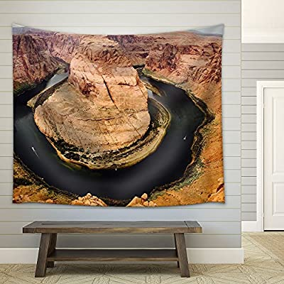 Dazzling Expertise, Horseshoe Bend Arizona Fabric Wall, Made With Love