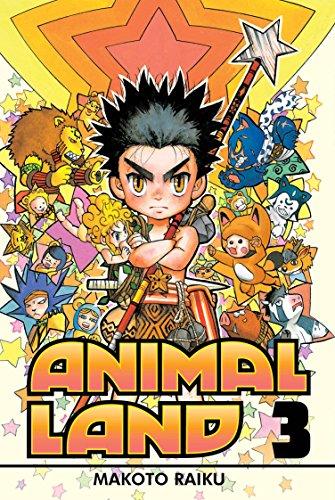 Animal Land 3 [Raiku, Makoto] (Tapa Blanda)