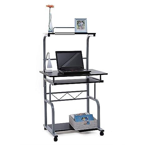 Teclado Deslizante de Porta Negra genérico movible TR para Ordenador, portátil, portátil, para