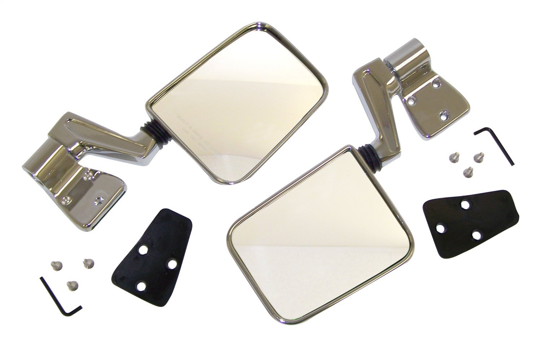 Crown Automotive 82200834CK Chrome Mirror Kit