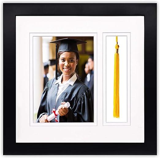 Golden State Art, 10x10 Graduation Shadow Box Frame