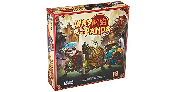 Amazon.com: Forma de la panda juego de mesa: Toys & Games