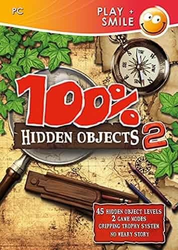 Amazon.com: 100 % Hidden Objects 2 [Download]: Video Games