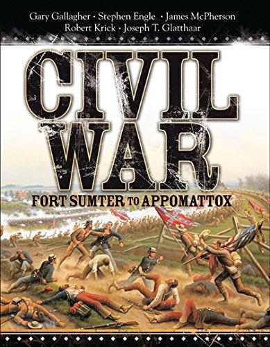 Civil War: Fort Sumter to Appomattox (General (Civil War Military Operations)