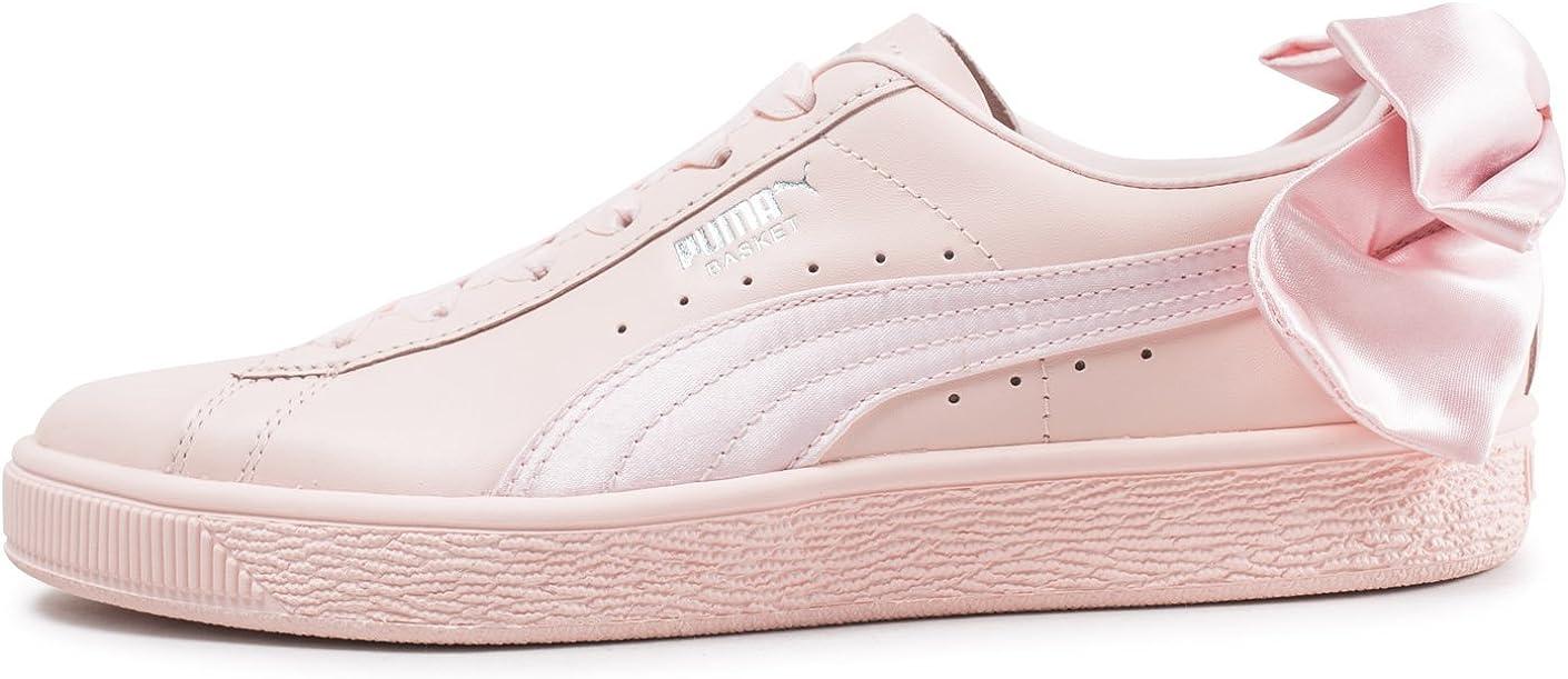 PUMA Basket Bow Wn's, Zapatillas Mujer
