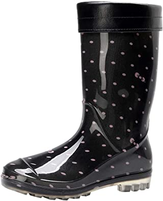 Non-Slip Rain Boots Outdoor Fashion