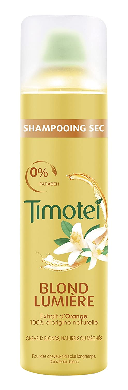 Champú en seco Timotei, Rubio luminoso, 245ml 9213215