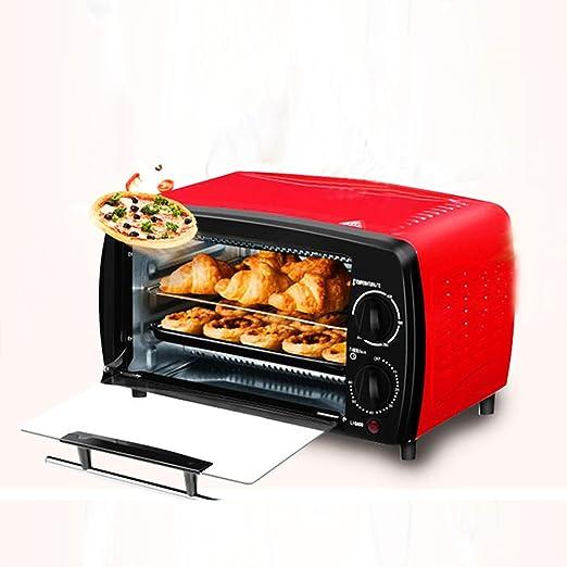 Horno eléctrico para horno, 12 L, Smart Power Off, multifunción ...