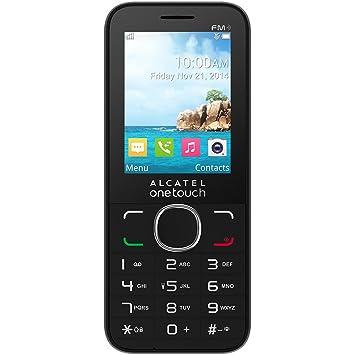 Verrassend Alcatel GSM/20.45X 2045 Sim-Free Mobile Phone - Black: Amazon.co MC-77