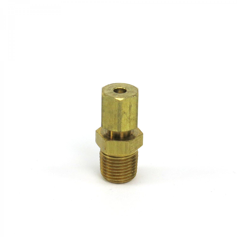 68 X 2 Pipe / Compresion Fitting 956 rat rod nascar diamond