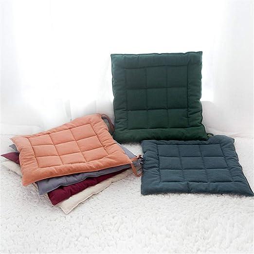 YYYL Cojín para Silla (40x40) (45x45) cm Cojín para sillas ...