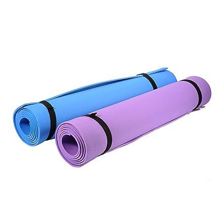 twinkbling EVA Esterilla de yoga fitness ejercicio ...