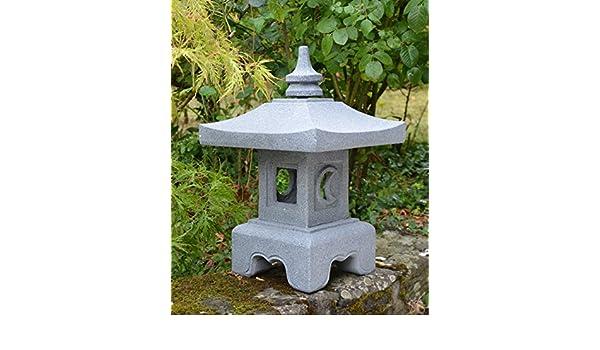 Linterna japonesa: Amazon.es: Jardín