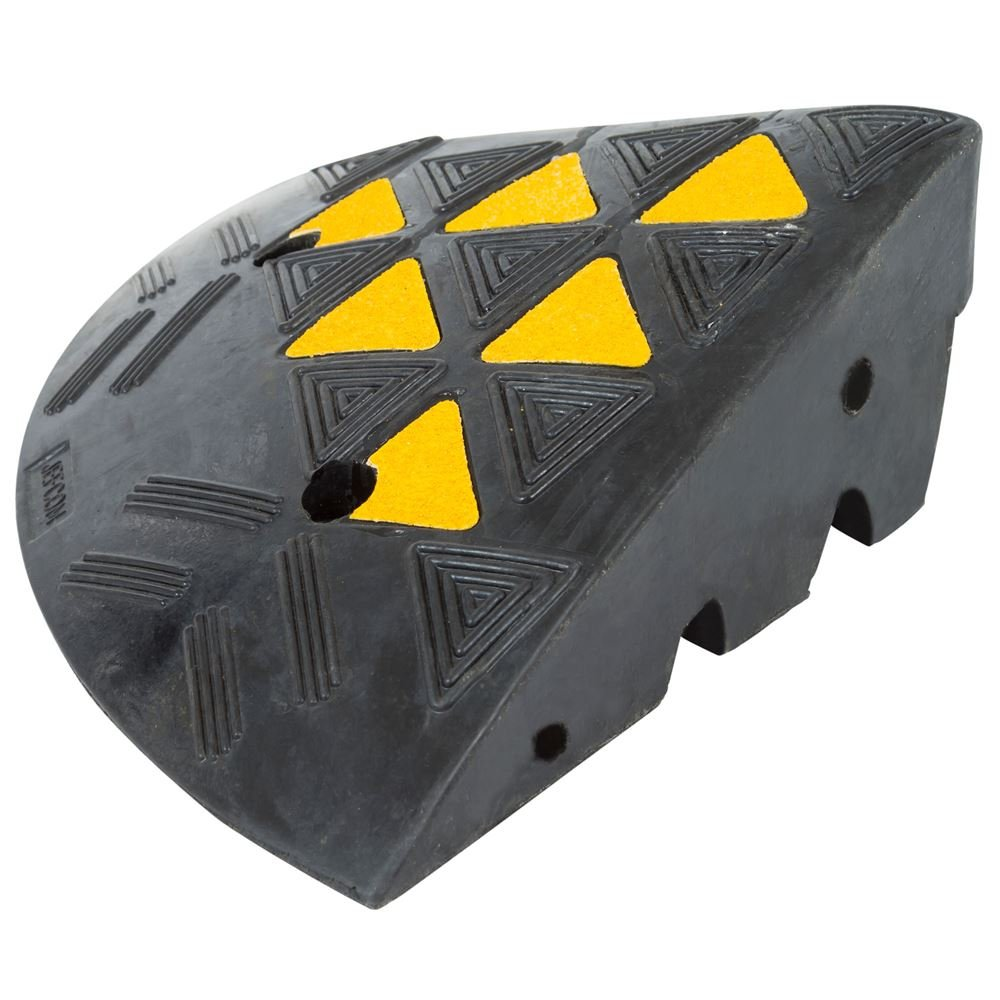 Rage Powersports Guardian Rubber Curb Ramp - 23-1/2'' Wide x 6'' High