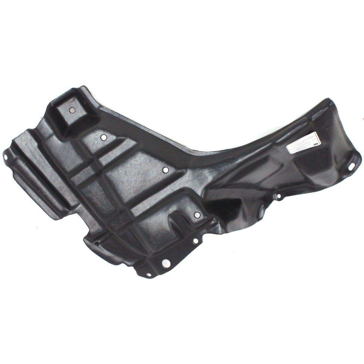 New Front Right Passenger Side Undercar Shield For 2006-2012 Toyota Yaris /& 2008-2012 Scion XD TO1228139 5144152250