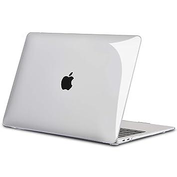 Tecool Funda para 2018 MacBook Air 13 Pulgadas A1932, Slim Cubierta de Plástico Duro Case Carcasa para Nuevo MacBook Air 13
