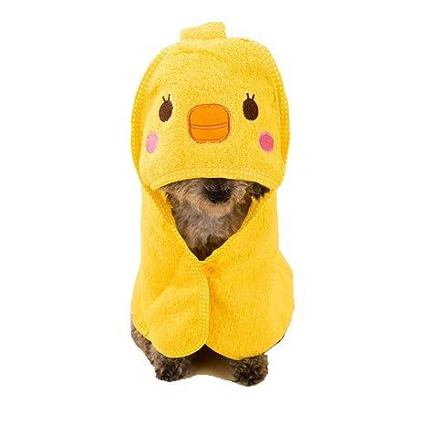 Perro baño seco toalla de microfibra con bordado impresión para animales baño aseo accesorios