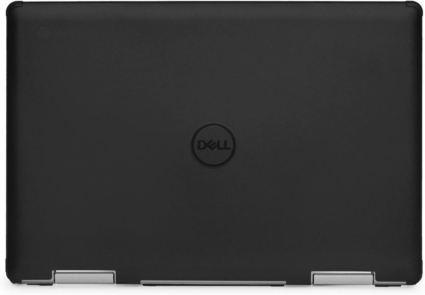 "mCover Hard Shell Case for 14"" Dell Chromebook 14 7486 2-in-1 Series Laptop (NOT Compatible with Other 11.6-inch / 13-inch Dell Chromebook Series) (Black)"