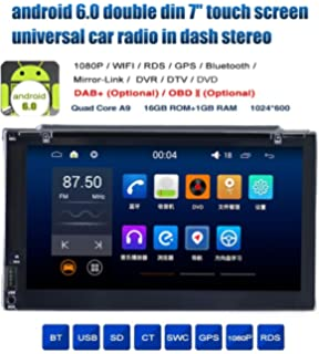 Free Backup Camera!! Windows 8 Double din 6 2 inch HD GPS Navigation