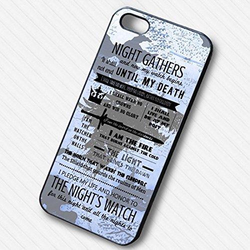 TV Series GOT mash up oath quotes - lxmi pour Coque Iphone 6 et Coque Iphone 6s Case X1W8PN