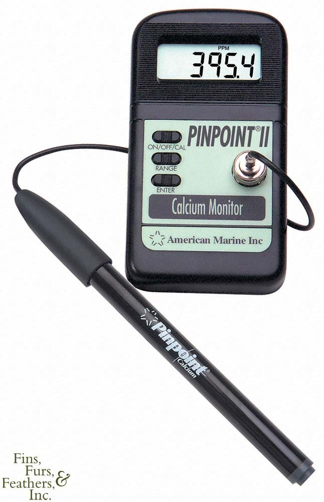 American Marine Pinpoint II Calcium Monitor