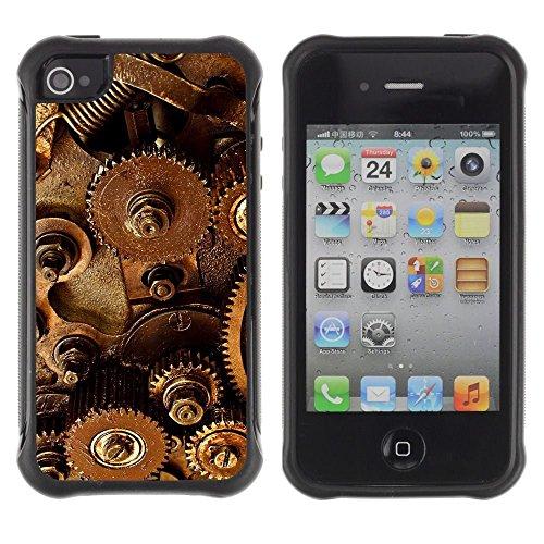 iPhone 4 / iPhone 4S , Mechanism Technology Instrument Inside Art