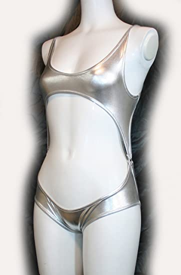 Cosplay Honey Wind Bondage Leotard As10 100kg Size Silver Japan Import