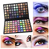 OVERMAL 120 Colors Eyeshadow Eye Shadow Makeup Cosmetics Palette for Home and Professional Use (C)