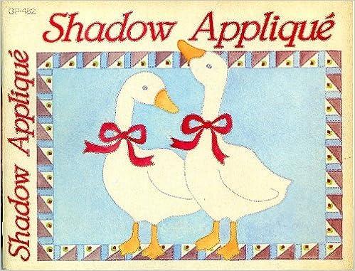 Download textbooks pdf format free Shadow Applique DJVU