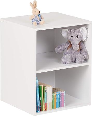 Hartleys Bureau de Rangement Blanc pour Enfants