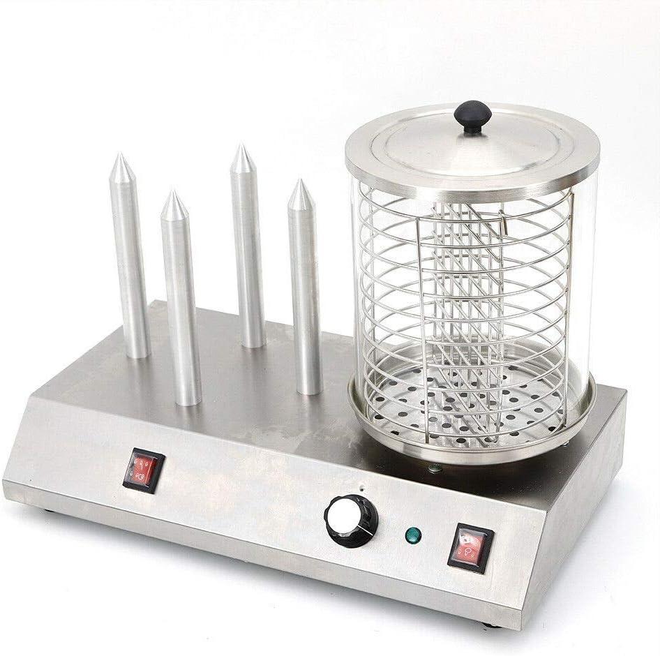 RANZIX - Máquina para calentar salchichas y calentar panecillos ...