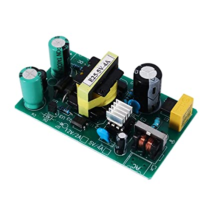 Amazon com: 4A 5V Stable High Power Switching Power Supply