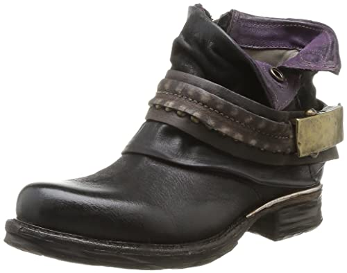 reputable site 6351f d8032 Airstep Womens Saint Metal 717205 Boots: Amazon.co.uk: Shoes ...