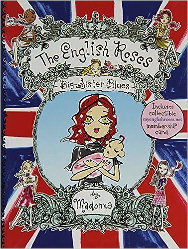 Big-Sister Blues (English Roses #5)