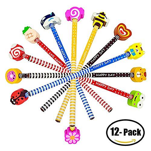 BUSHIBU Cartoon Colorful Novelty Assorted product image